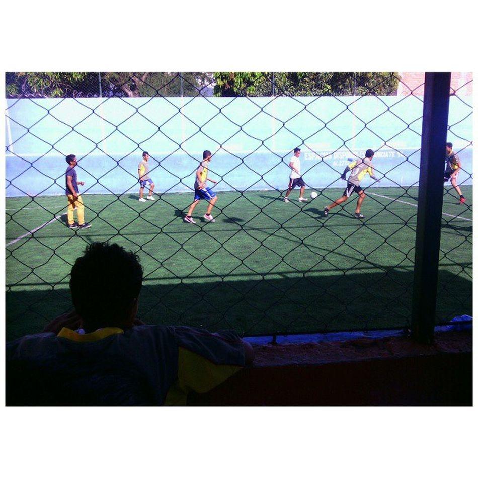 Soccer Smallgroup Friendship