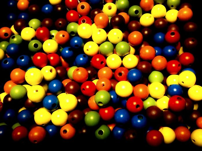 Beads, taken from above (obvs). Art shop in Middleton. Beads Art Supply Colourful Making Jewelry Taken From Above Manchester