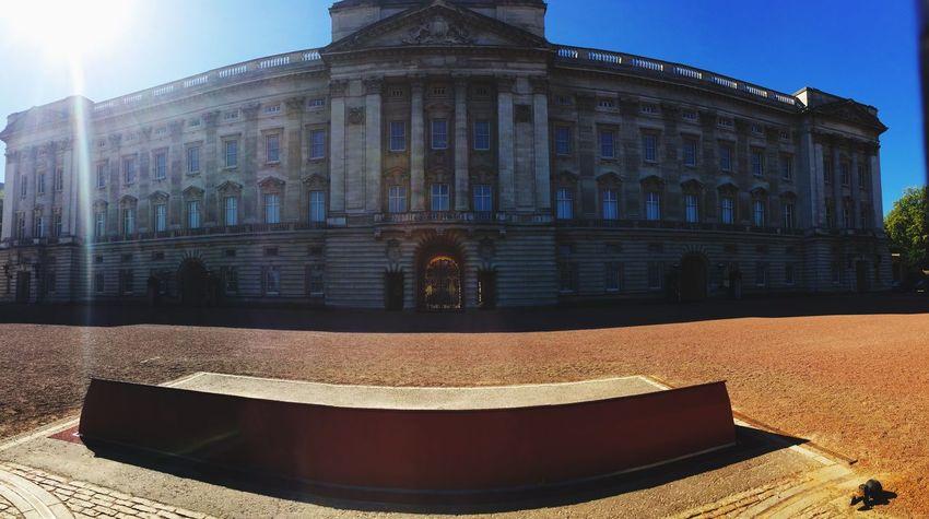 Buckingham Palace England Taking Photos Enjoying Life Hello World