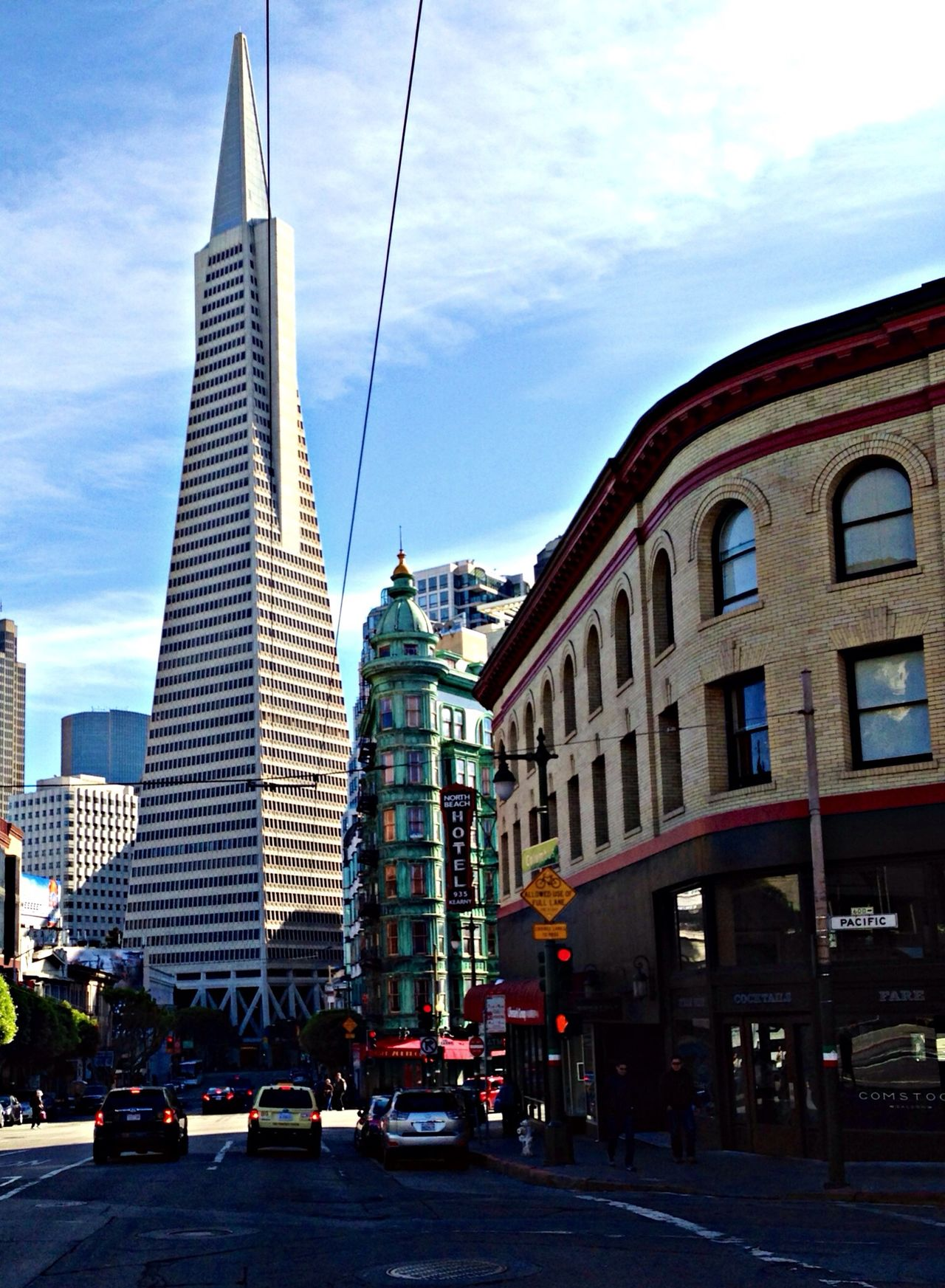 Bankofamerica Building Architecture