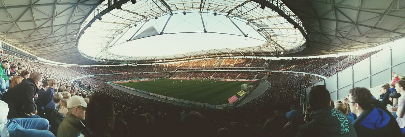 Hannover96 Stadium Watching Football Good Times