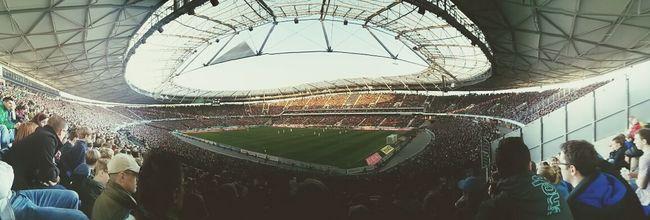 Hannover96 Stadium Watching Football Good Times