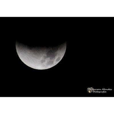 Eclipse Lunar de 15/04/14 Demerson Mendes © Fotografia Demersonmendes Fotografia Brazilingram Eclipse Lua  Time_capitured
