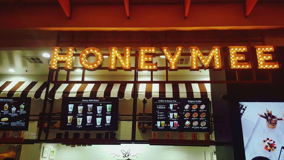 Honeymee Business Finance And Industry Indoors