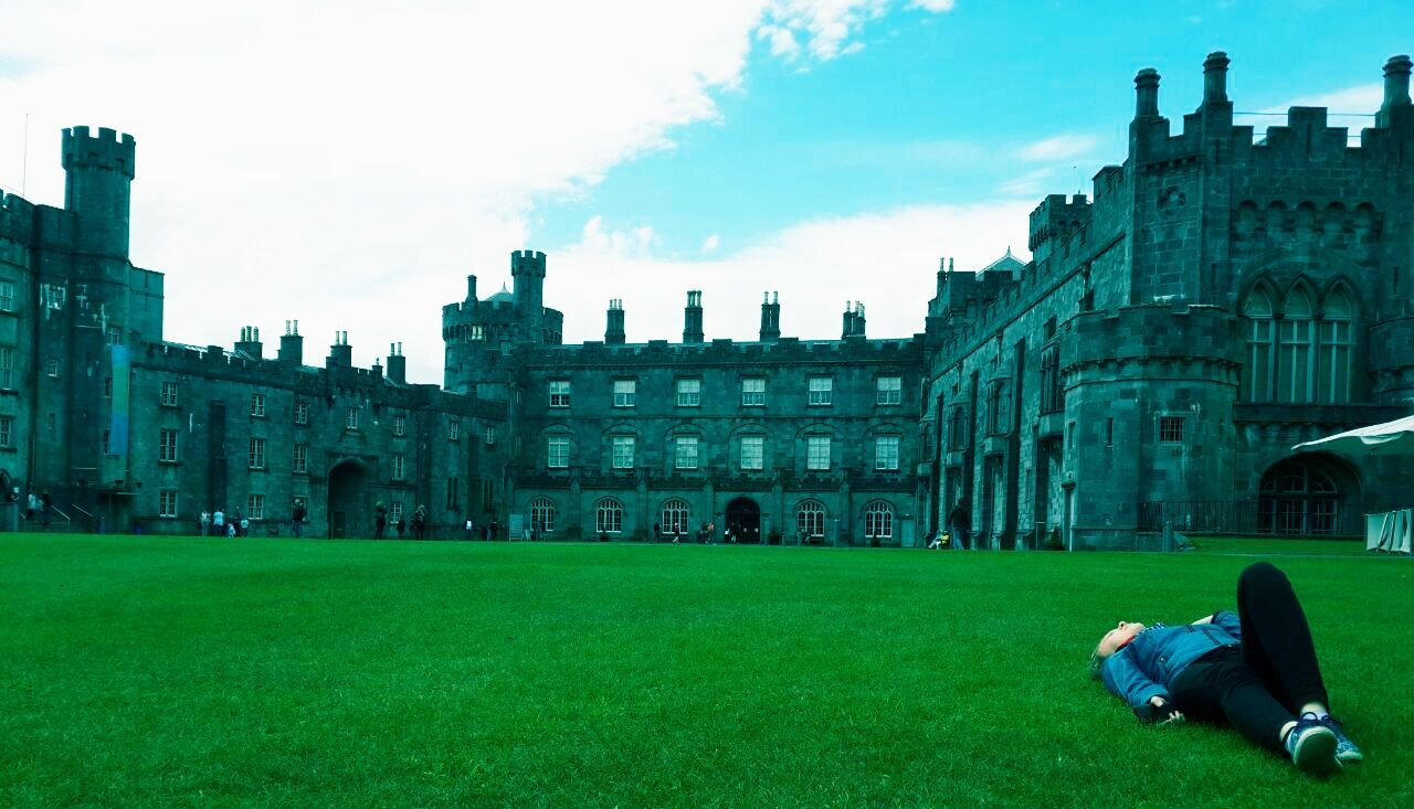 Beautiful stock photos of irland, building exterior, architecture, built structure, sky