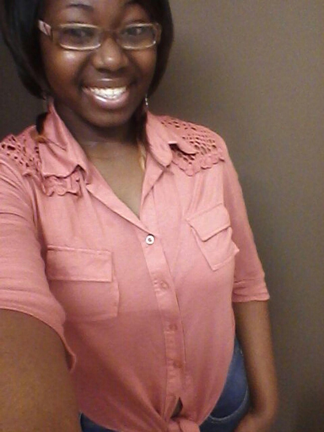 #yesterday #peach #smileit'scontagious :)