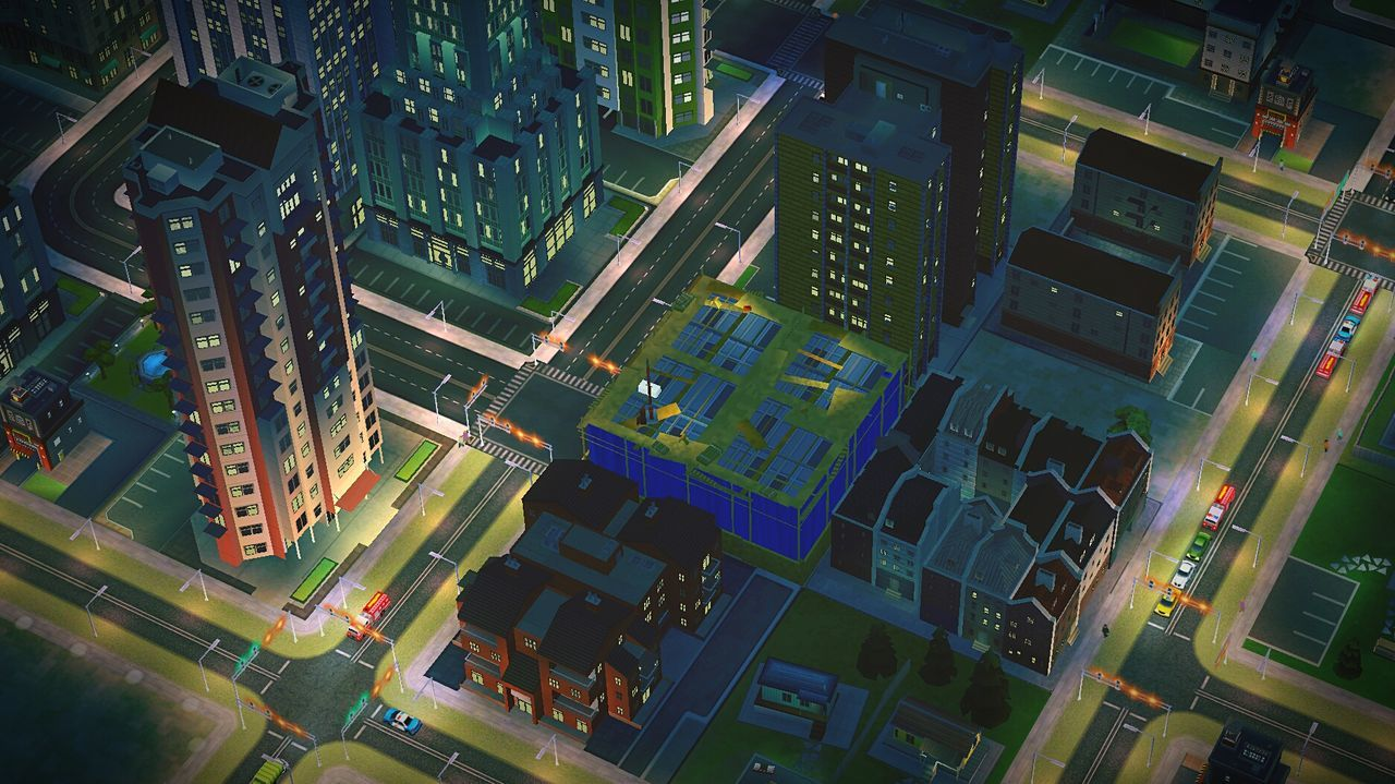 Simcity Buildit Buildit SimCity Electronic Game