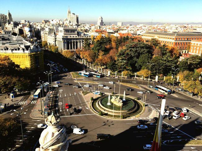 Cibeles view    Cibeles CibelesPalace View España España🇪🇸 SPAIN Madrid