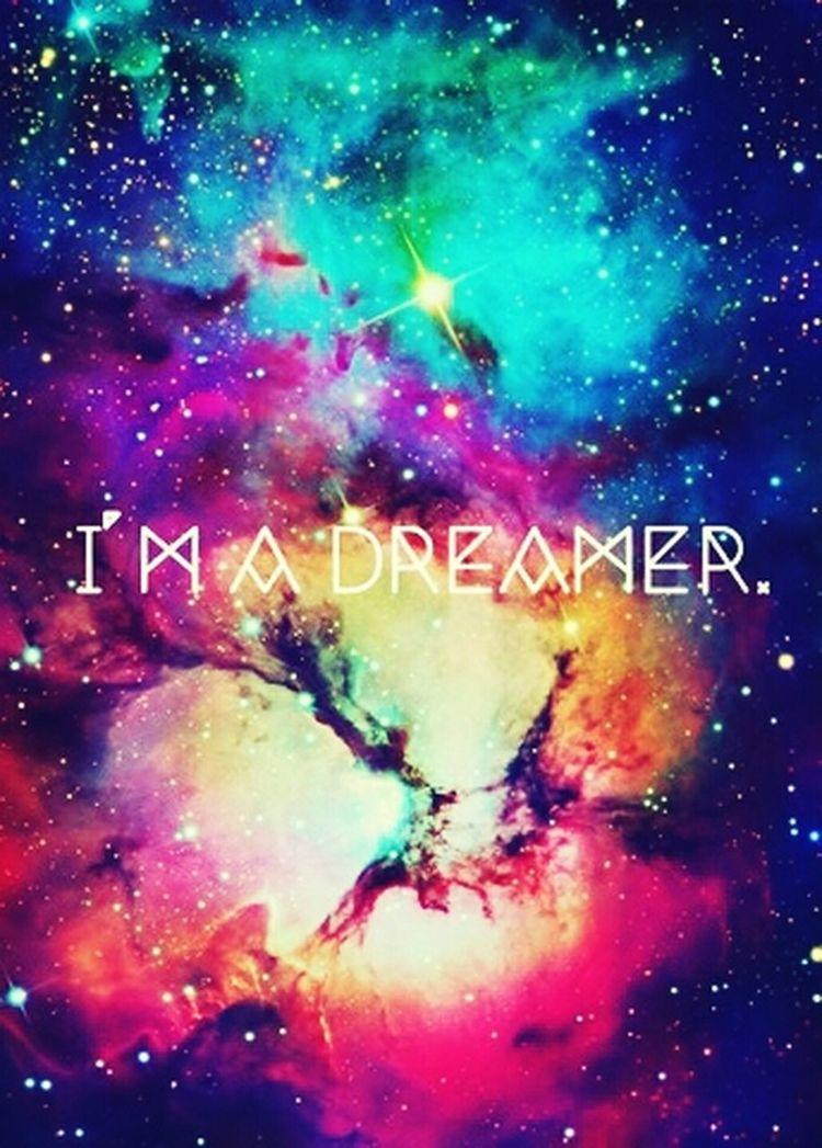 yessss. im a dreaaaamer ♥