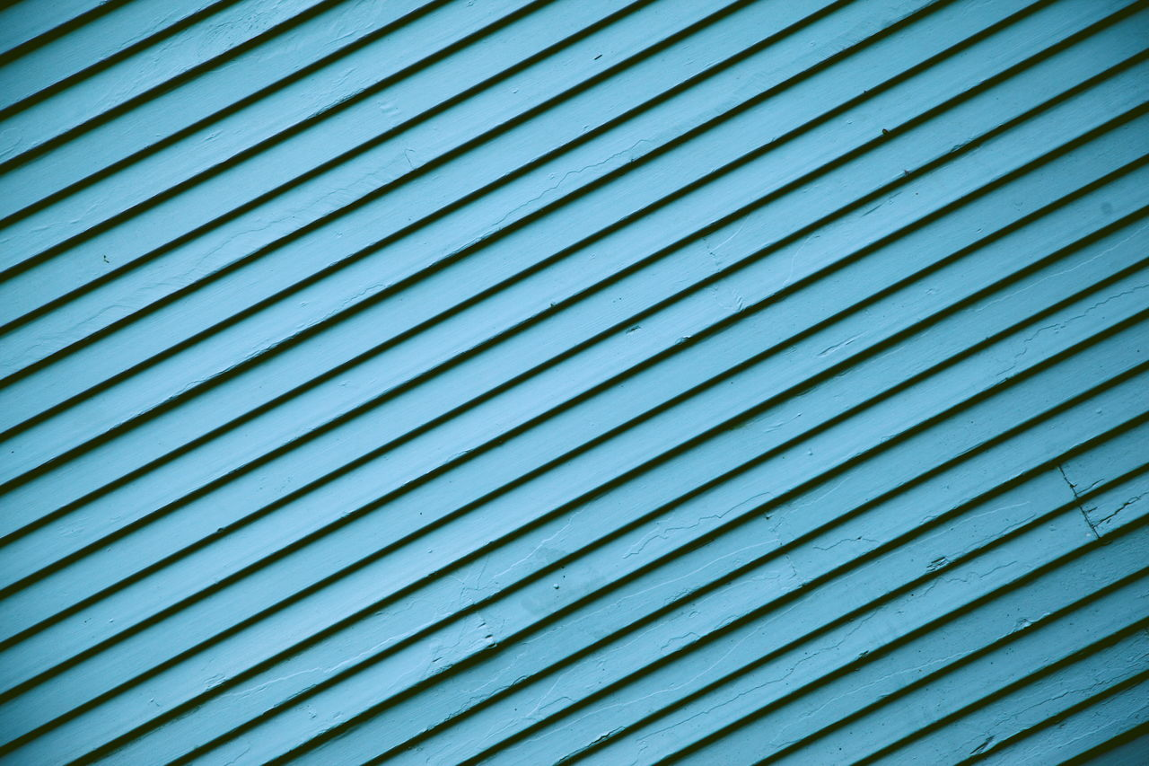 Backdrop Background Backgrounds Blue Corrugated Iron Day Diagonal Full Frame House No People Old Buildings Outdoors Paint Painted Pattern Rustic Striped Textured  Wallpaper Wood - Material