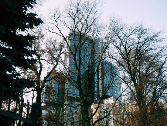 Hilton Kiev Architecture