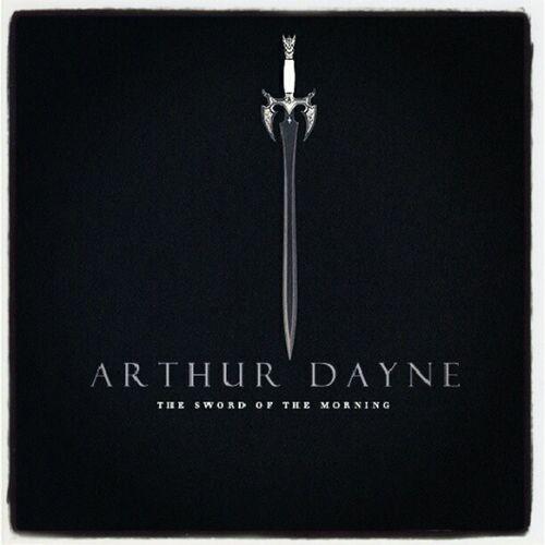 Arthurdayne Starfall Swordinthemorning Swordofthemorning Dawnsword
