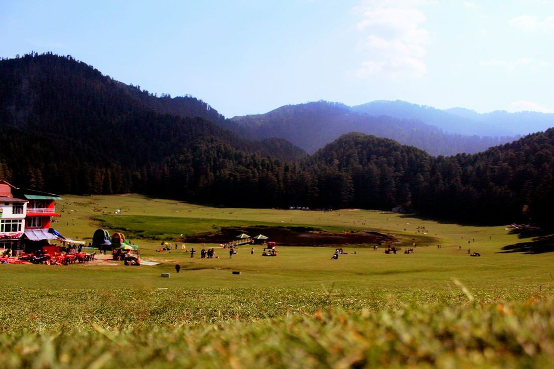 Beautiful place for must visit. It's Khajjiar situated in District Chamba (H.P) Hills Hillstation Taking Photos Travel Valley The Great Outdoors - 2017 EyeEm Awards EyeEmNewHere Neighborhood Map