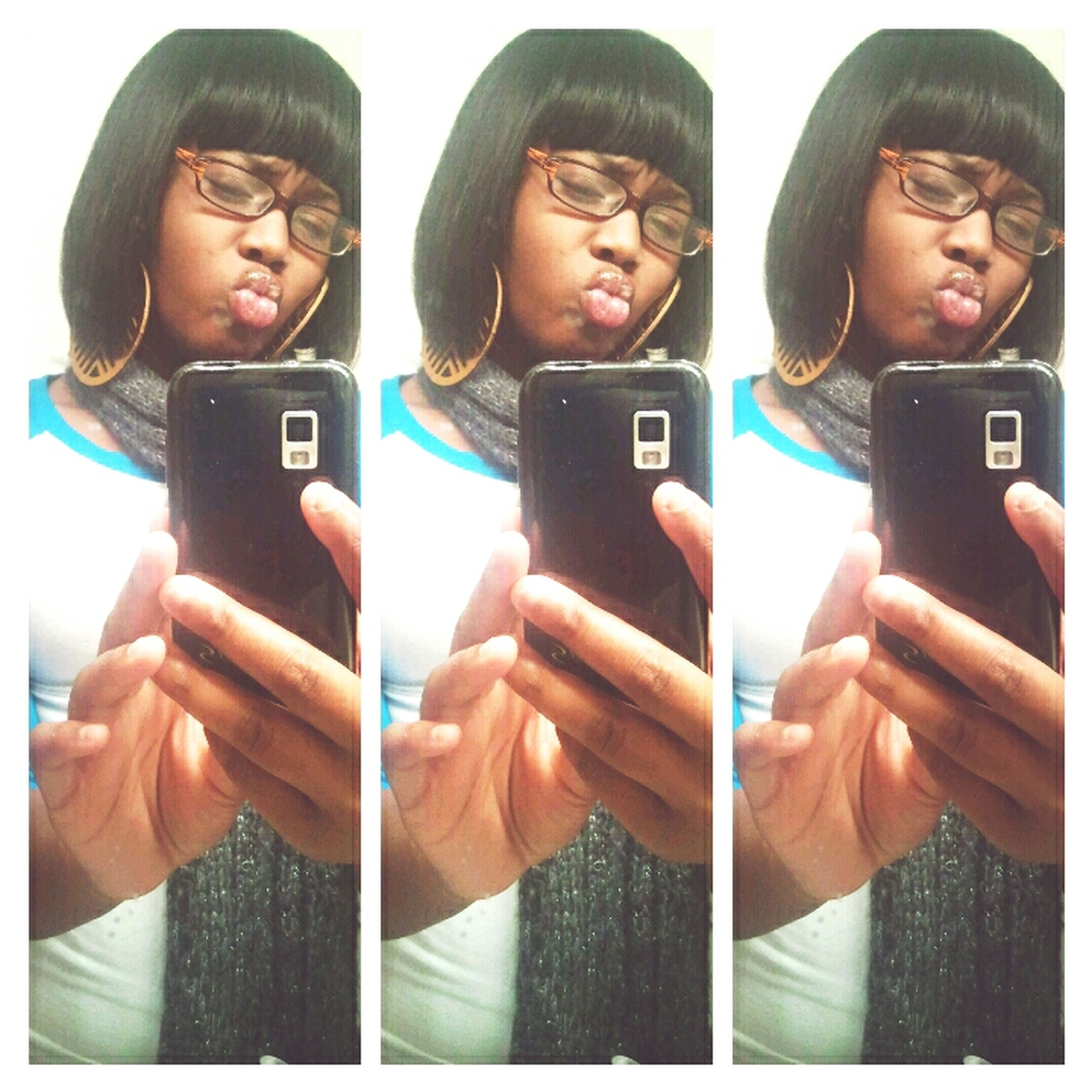 Playing Around..old Picture Though.