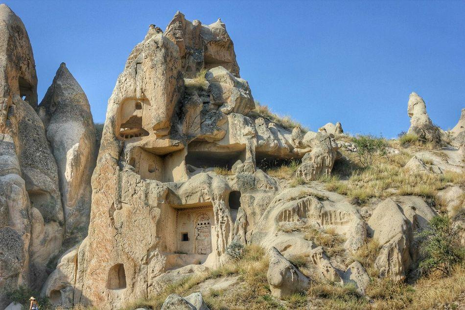 Turkey Nevşehir Göreme Cave House Capadoccia