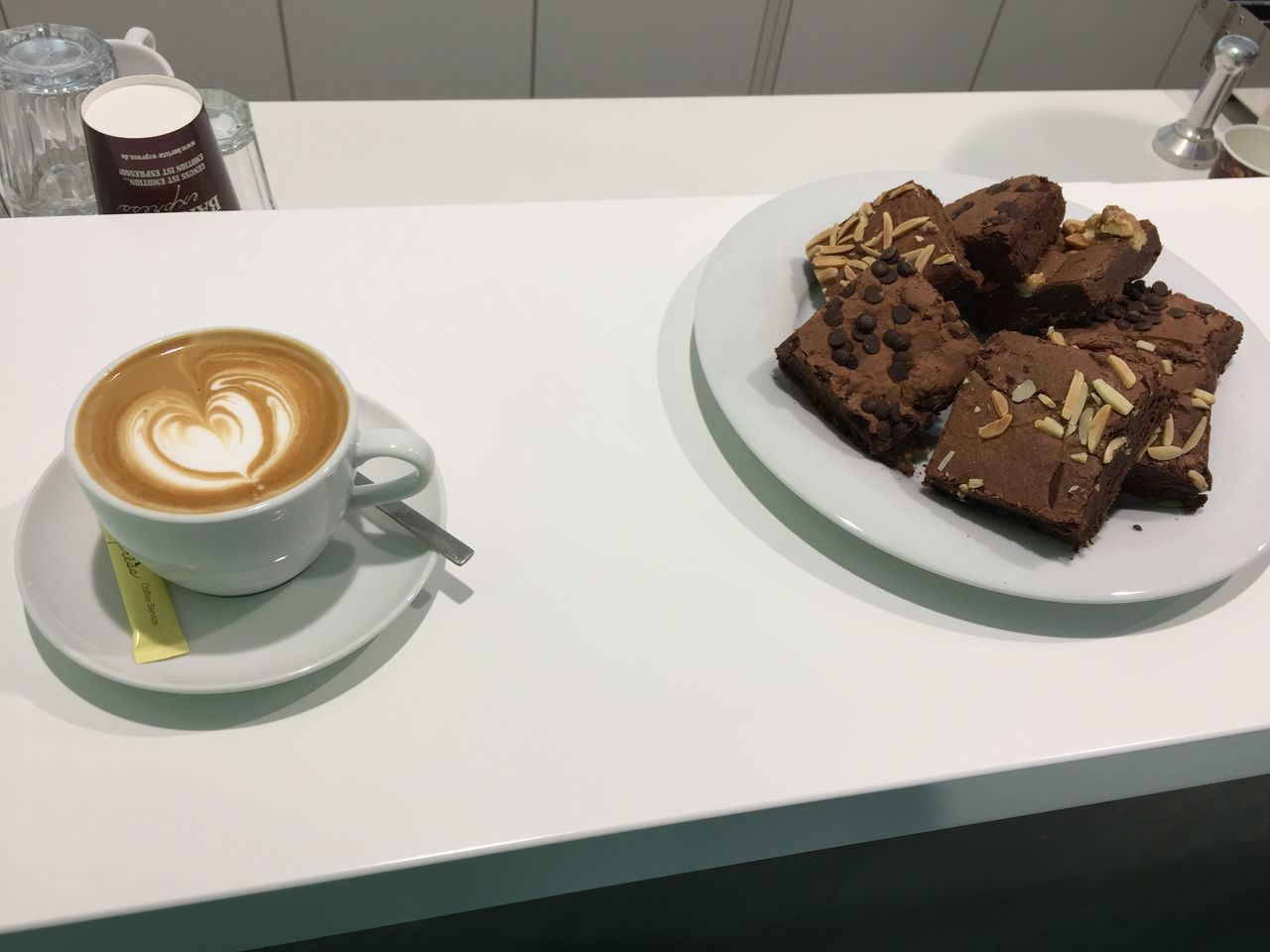 Cappuccino Coffee - Drink Day Drink Food And Drink Freshness Indoors  Latte No People Refreshment Table