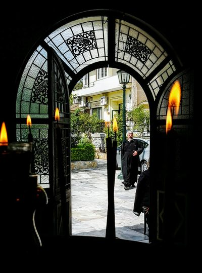 Orthodox Athens Street Photography Easter Ready Athens, Greece Athenscity Architecturephotography Architecture_collection Orthodox Cathedral Orthodoxchurch