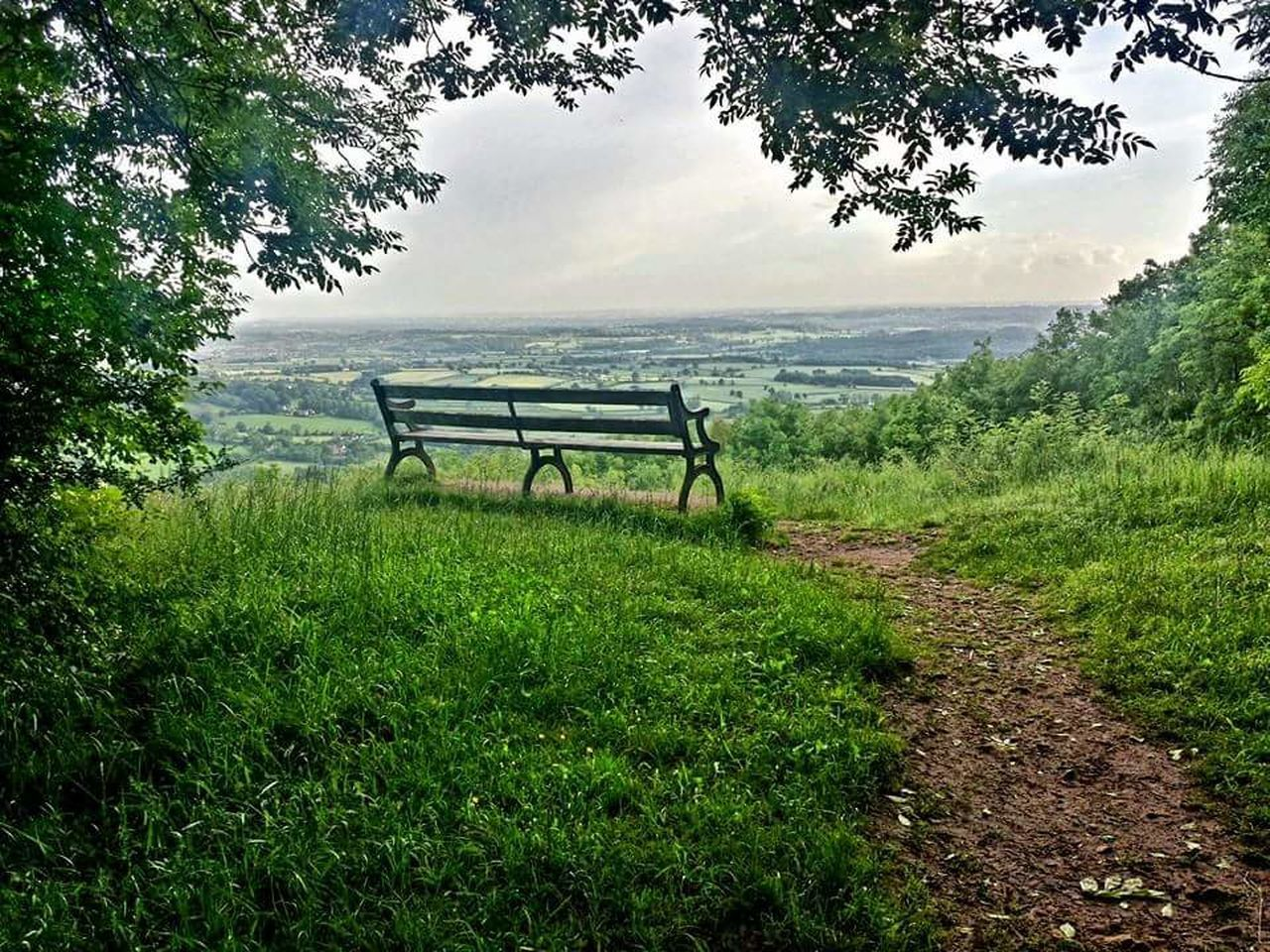 Lonely Bench Taking Photos Gloucestershire UK World's Loneliest Bench Bench Life Lonelyplanet