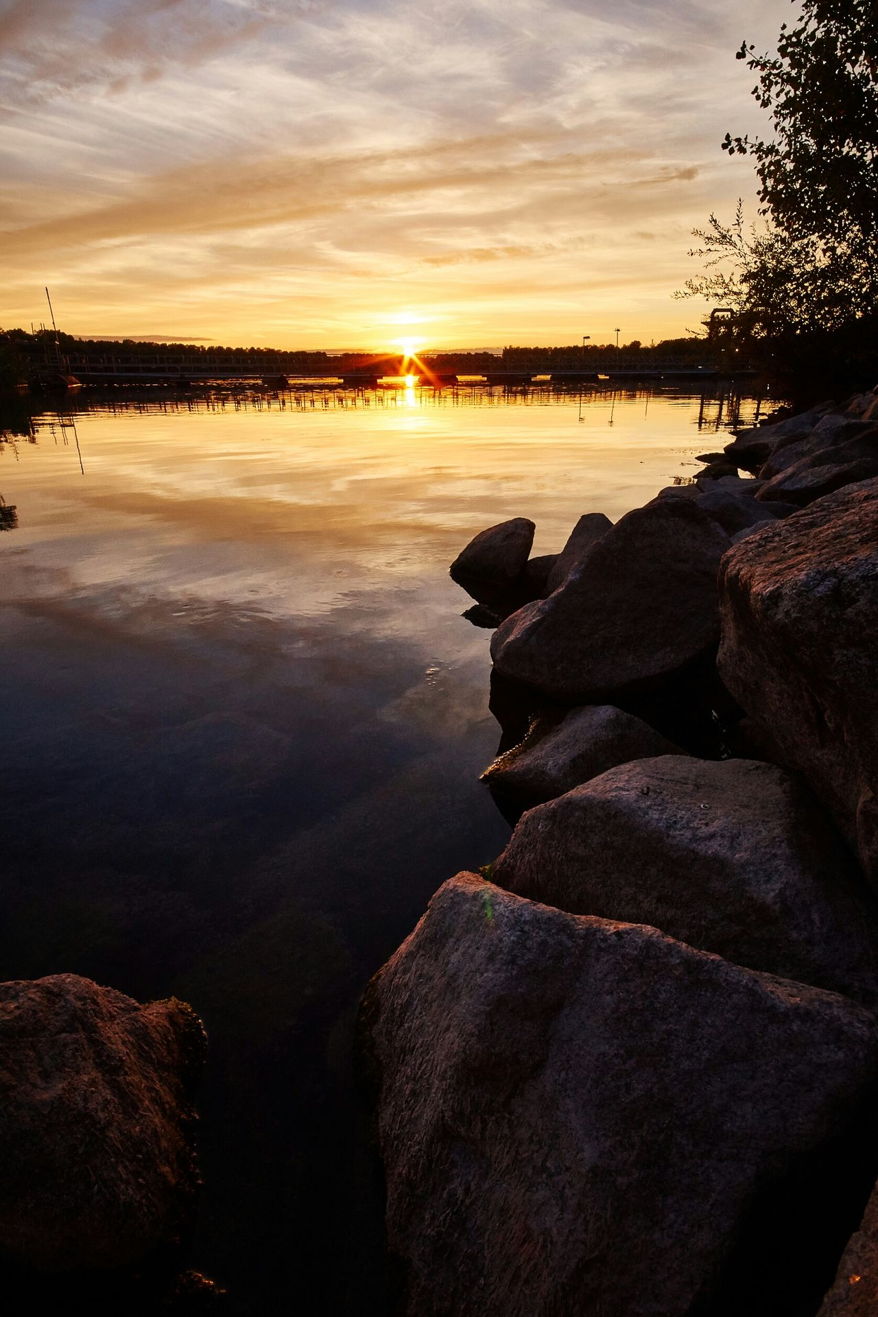 Sunset Water Rocks Taking Photos Naturephotography Sunsets Relax Photos Around You Nature Germany Light Rocks And Water Contrast Outdoor Photography Outdoor Water_collection Lake View Rocks In Water Landscapes With WhiteWall Landscape With Whitewall The KIOMI Collection