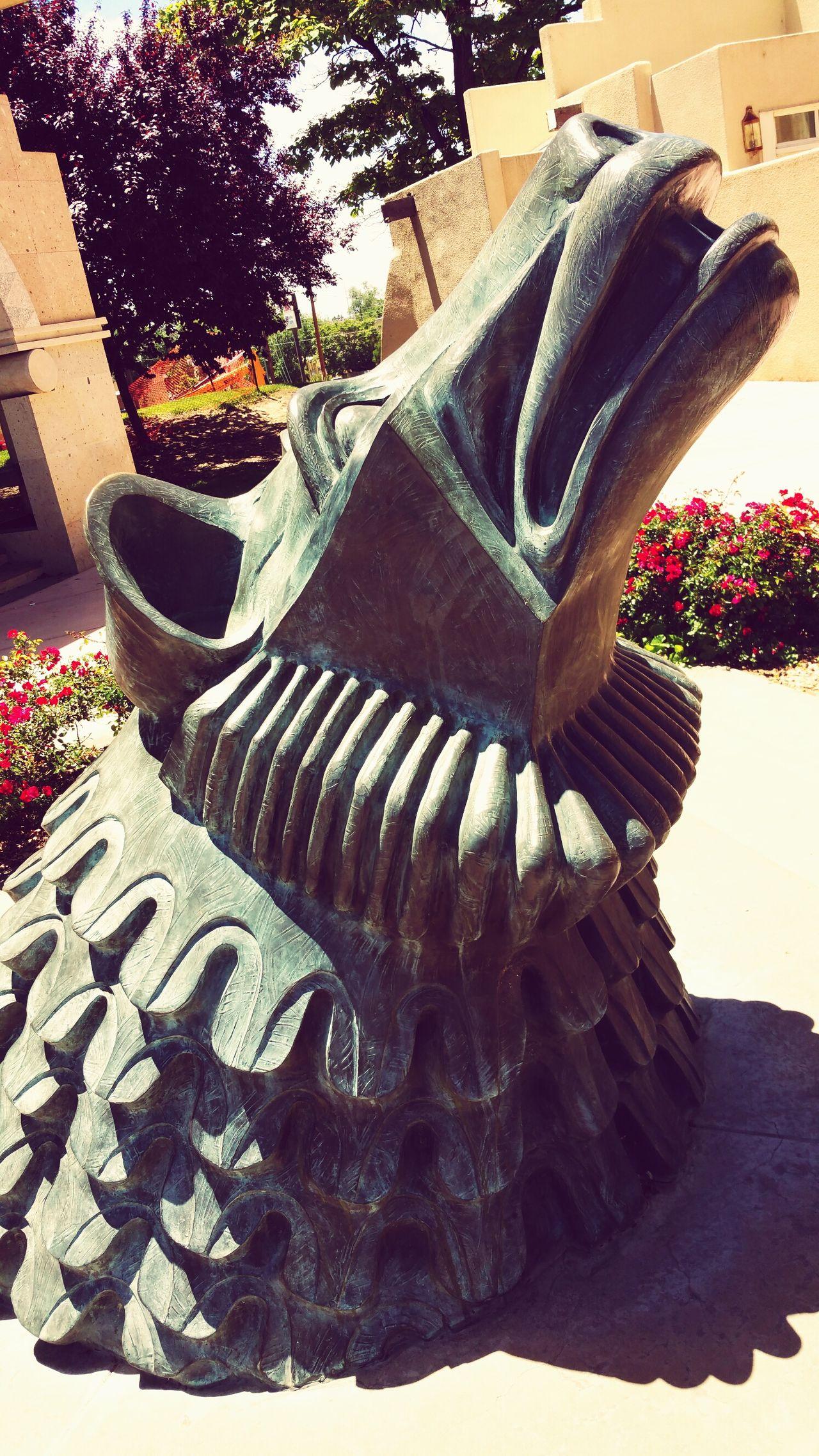 Lobo Sunlight Close-up Sculpture Art Lobo LobosFootball Hodgin EyeEmNewHere
