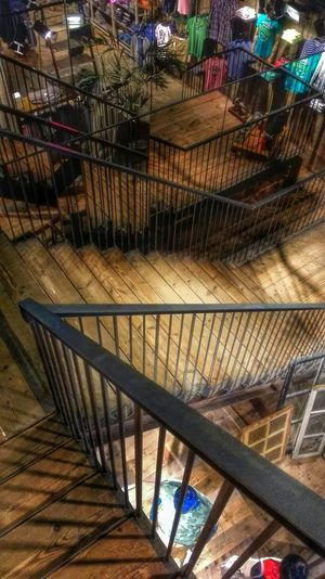 Awesome stairway. Stairway Mirrors Looking Down Quality Time Shopping Taking Photos