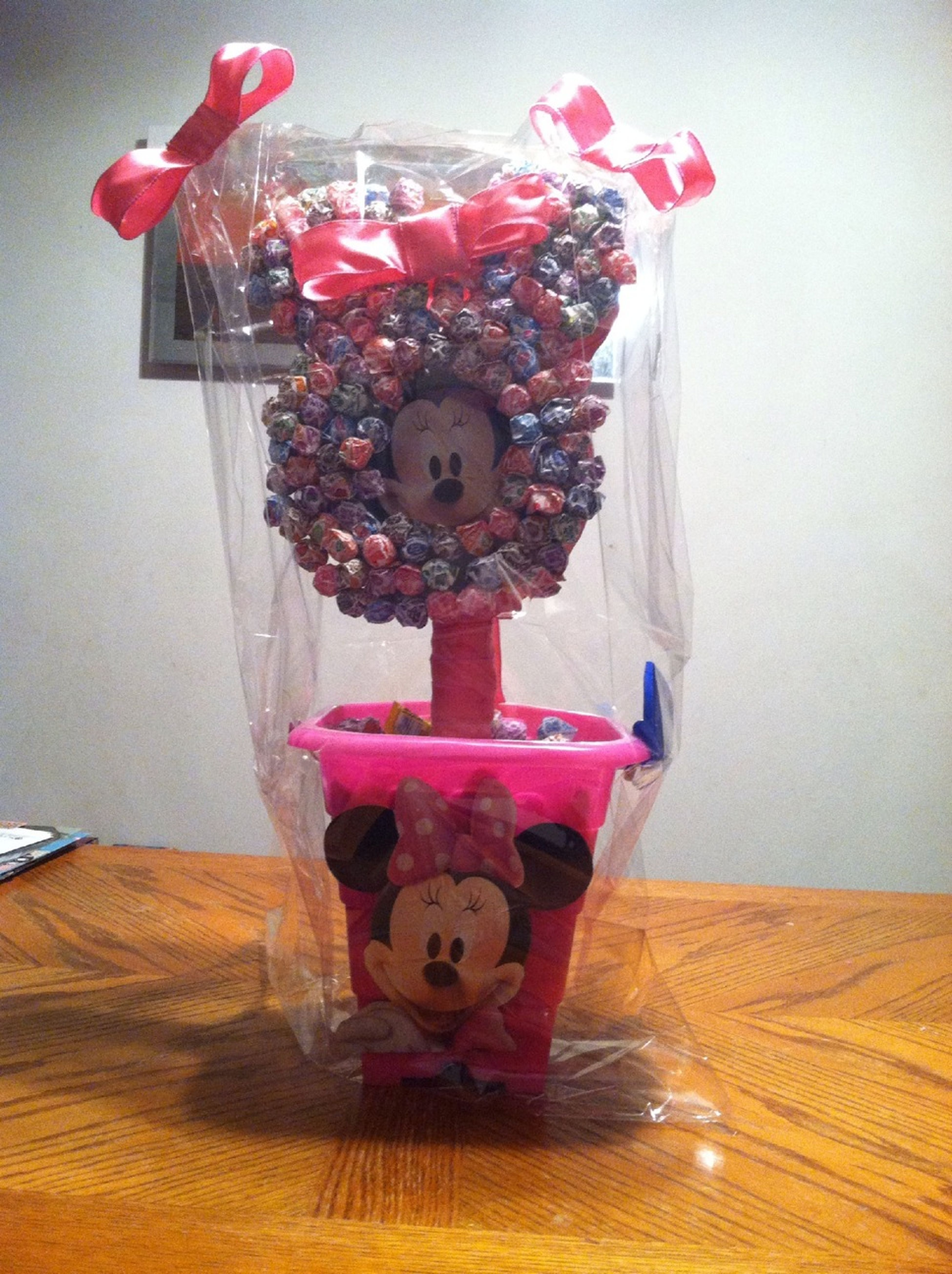 The Basket Me Nd My Mom Made Yesterday ❤