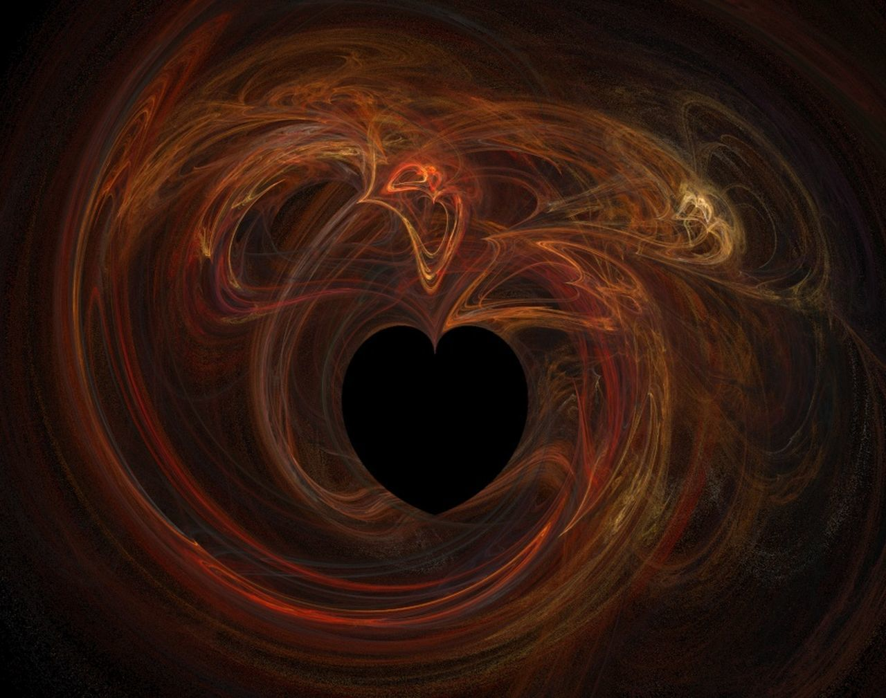 Fractal 5 Beautiful flows of different color build this fractal Abstract Abstraction ArtWork Backdrop Background Color Colorful Compositon Digital Digital Art Dynamic Effect Fractal Fractals Generated Geometry Heart Love Render Romance Romantic Surreal Valentine Valentine's Day  Vibrant Color