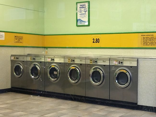 My beautiful launderette Loveliverpool