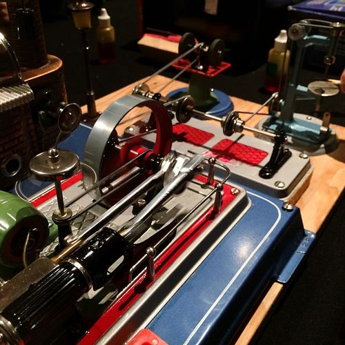 Steam Engine Steam Engine Day Steam Engine Detail Ångmaskinens Dag Close-up Machinery Selective Focus Part Of Machine Part Close Up Technology