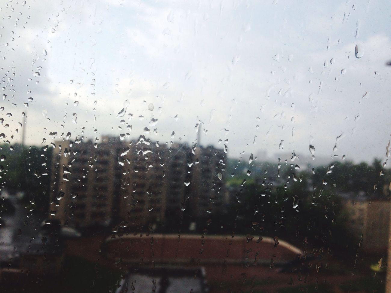 Rain Dormitory Buildings