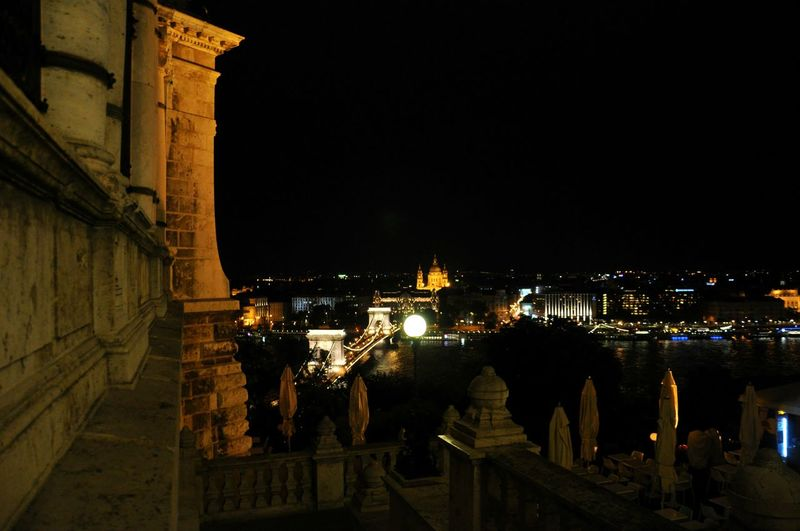 #architecture #budapest #building #europe #hungary #lights #Night #travel