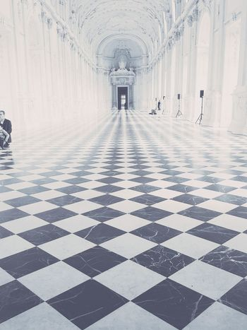 Looong Flooring Tiled Floor Indoors  Pattern Tile Architecture Arch Built Structure Floor Checked Pattern Travel Destinations The Way Forward In A Row Repetition Surface Level Architectural Feature Day Tile Floor Architectural Column Tourism