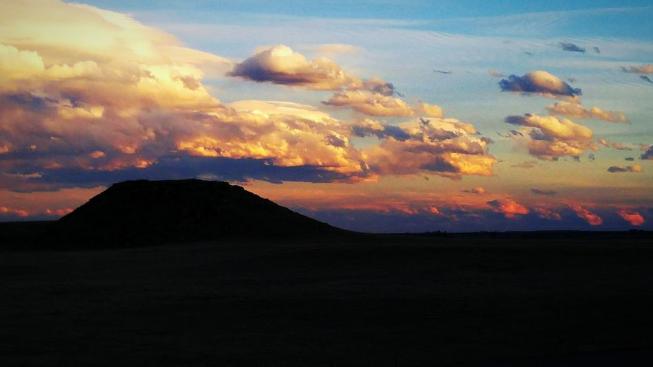 Nature No People Sky Cloud - Sky Sunset Mountain Landscape Outdoors Beauty In Nature Scenics Lava Day Enjoying The View Outside Life  Capture The Moment Mother Nature Is Amazing Relaxing Moments Beauty In Nature Rural Scene Outdoor Photography Fresh Air...