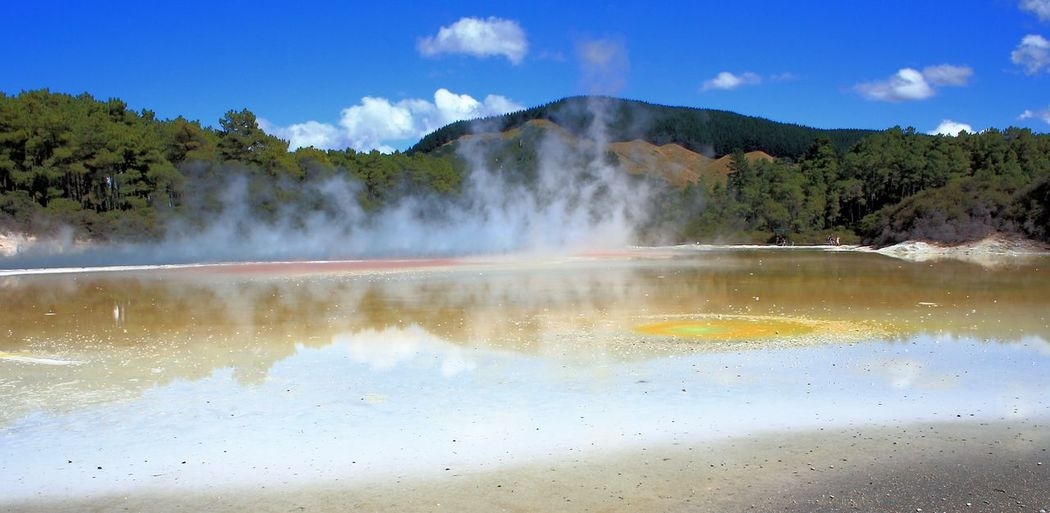 Chemicals Mineral Mineral Lake Mineral Lakes Mineral Springs Minerals Mountain Mountain Range Mountain View Mountains Mountains And Sky Mountains, Hills, Distant, Scenery, View, Scenic, Landscape, Seascape, Water, Reflecting Reflecting Light Reflecting Pool Reflecting The Sunlight Reflection Reflection In The Water Reflection Perfection  Reflections Reflections In The Water Rotorua  Rotorua  Rotorua Champagne Lake Rotorua New Zealand