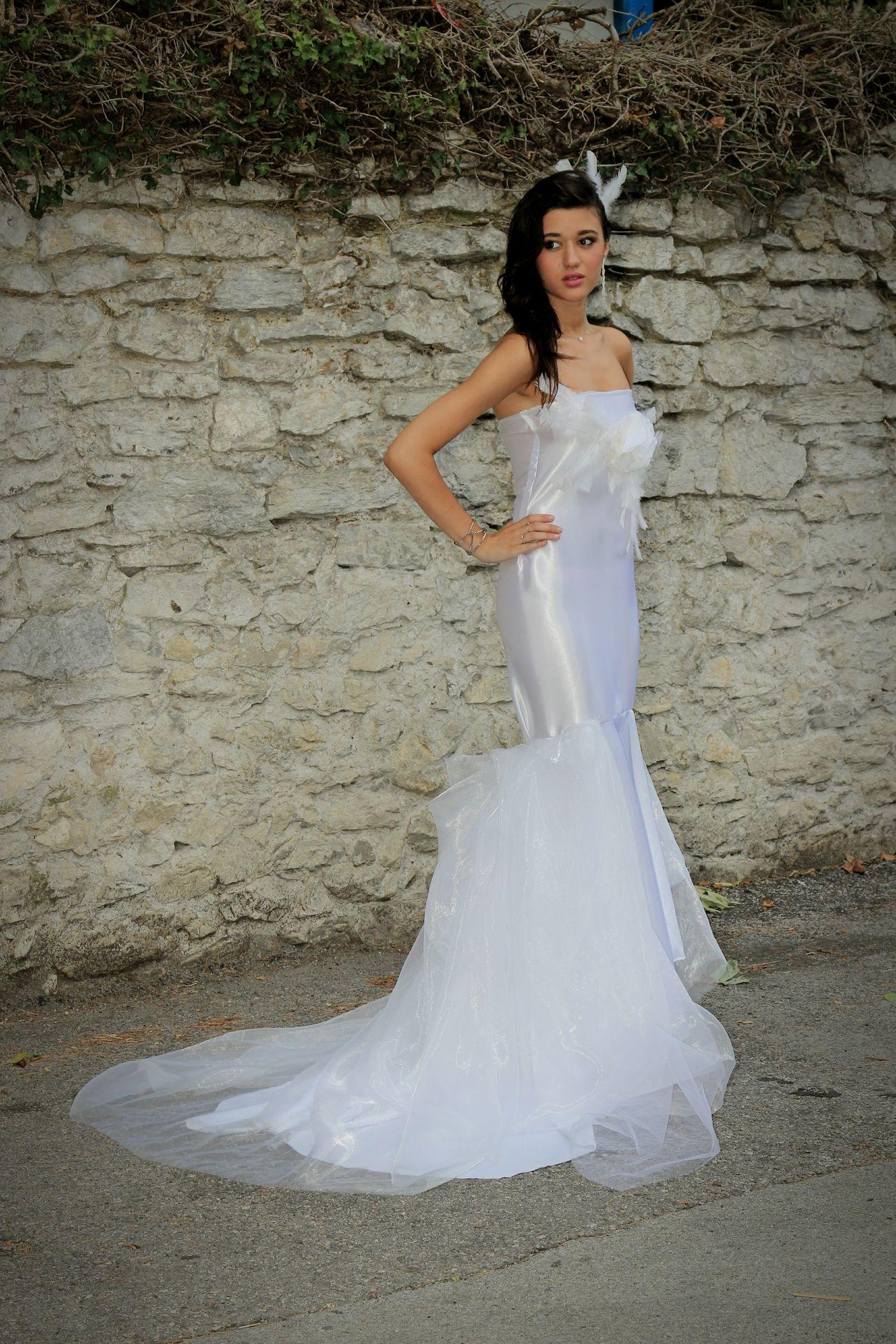 Pure... 🌹 Modèle Fashiondress Dress Mode Silhouette Estivencreation Ice Princesses Nouvellecollection Wedding Photography Weddingdress