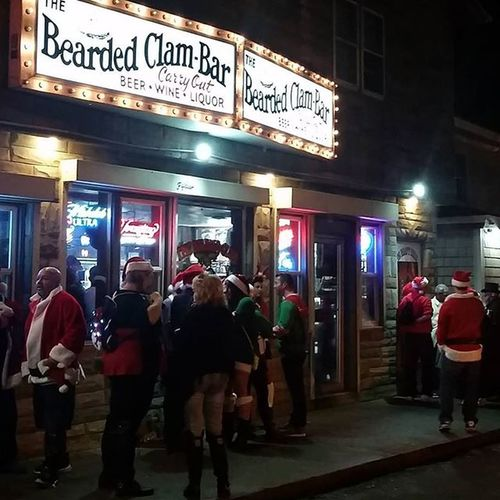 Done are naughty, some are nice.... Oceancitycool OceanCity Maryland Ocmd Santaconocmd