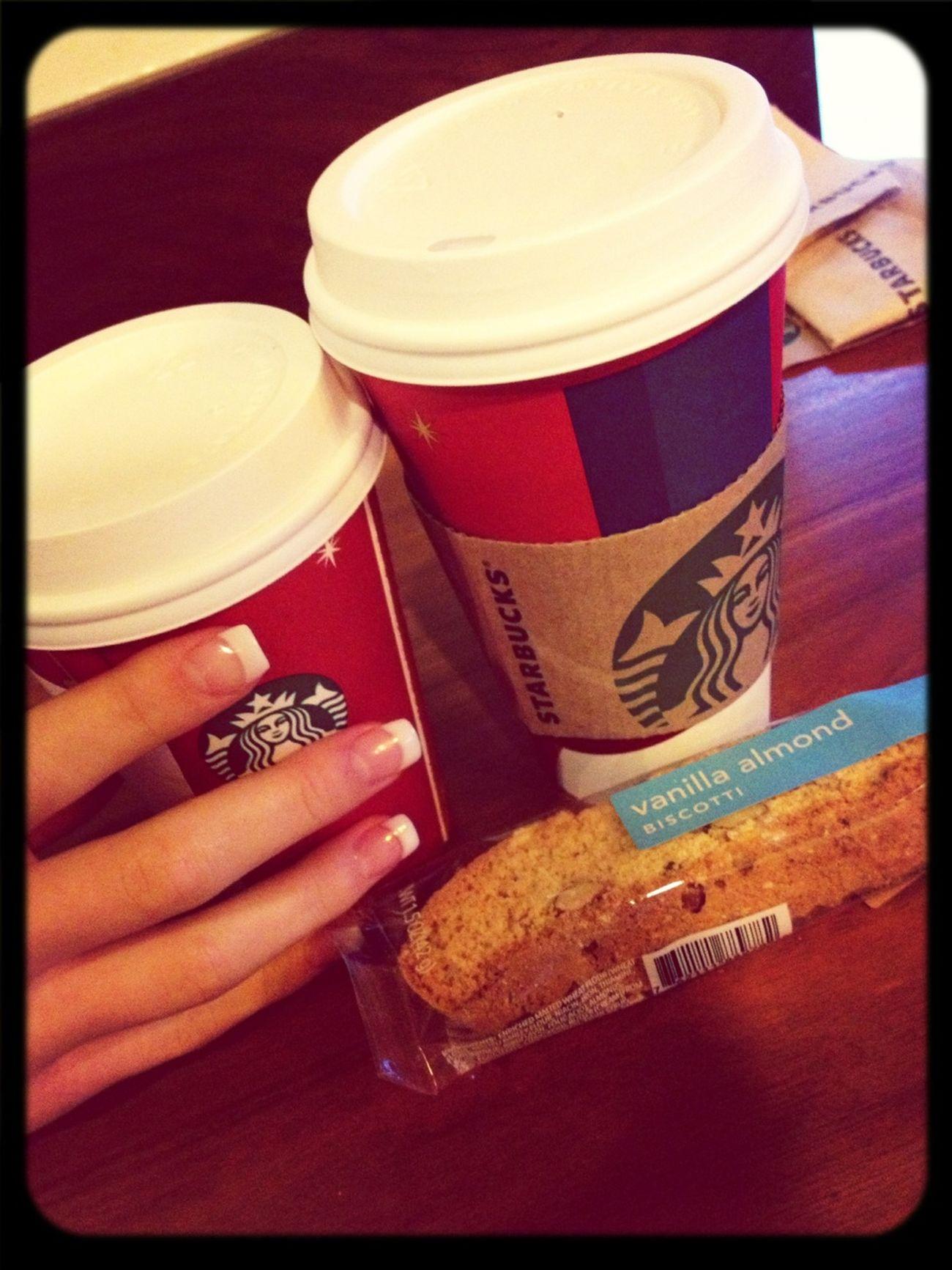 Starbucks Date W/ @khorodecky & Brittney