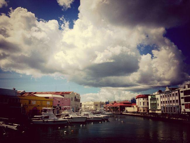 Cloud Cover.. Barbados NEXTshotPhotos Eye4photography  Cloudporn