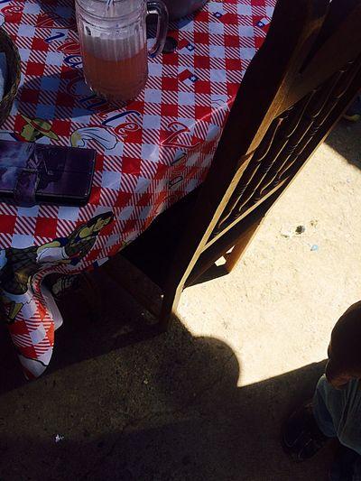 Shadow Sunlight Low Section Person Day Choice Focus On Shadow Multi Colored Outdoors Mesa Chile Fiestas Patrias Chilenas mesa típica de 18 de septiembre fecha que se celebra la primera junta nacional de gobierno y aquí en Chile se celebra de esta forma