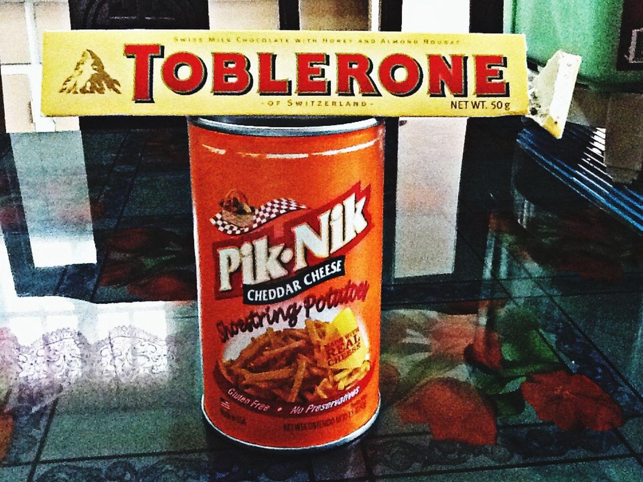 Toblerone Piknik POTD