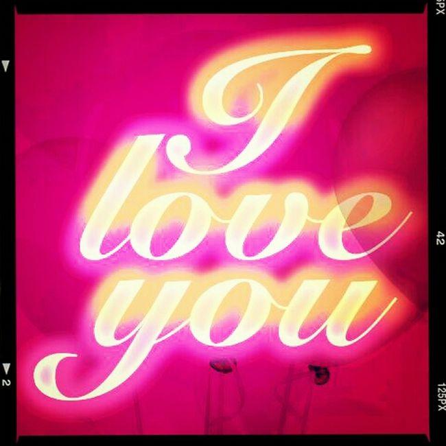 I Love You And I Love  Me.
