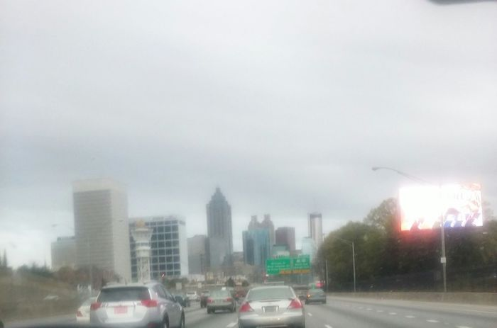 Atl Traffic Frommycar While Driving