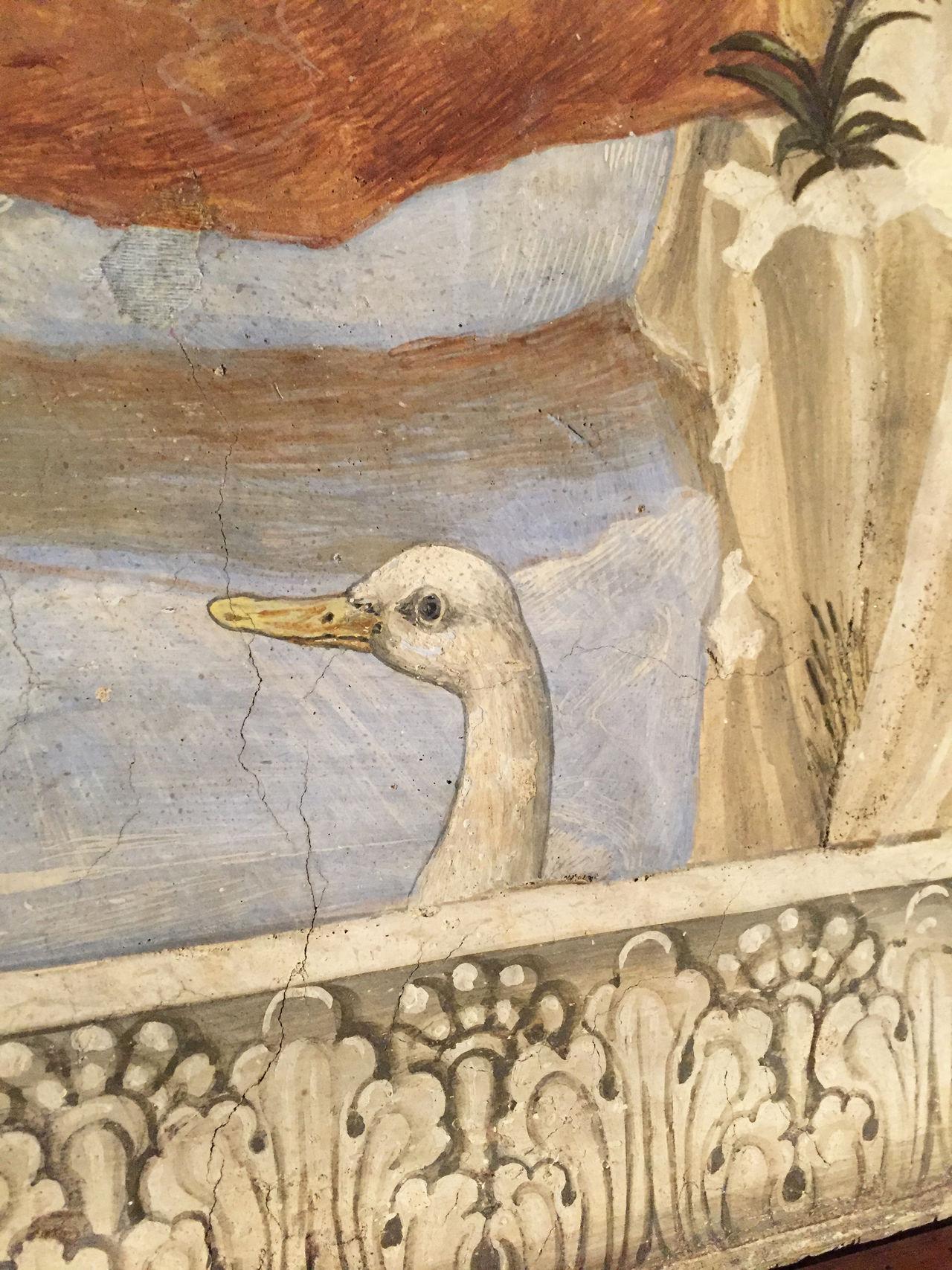 Benozzo Gozzoli - Cavalcata dei Magi in Palazzo Medici Riccardi Art Benozzo Gozzoli Florence Italy Goose