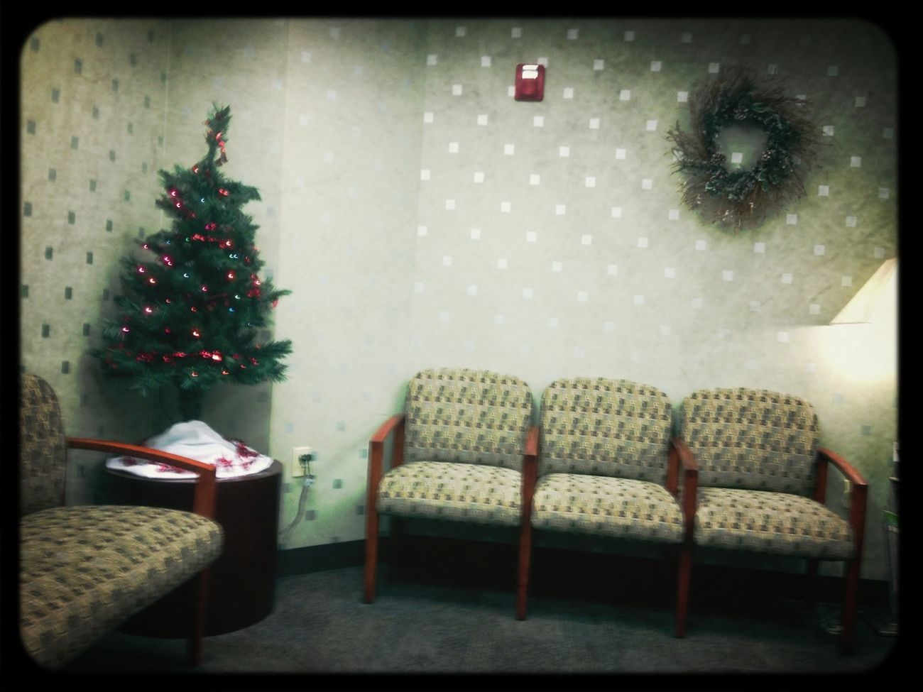 Holiday Waitingroom