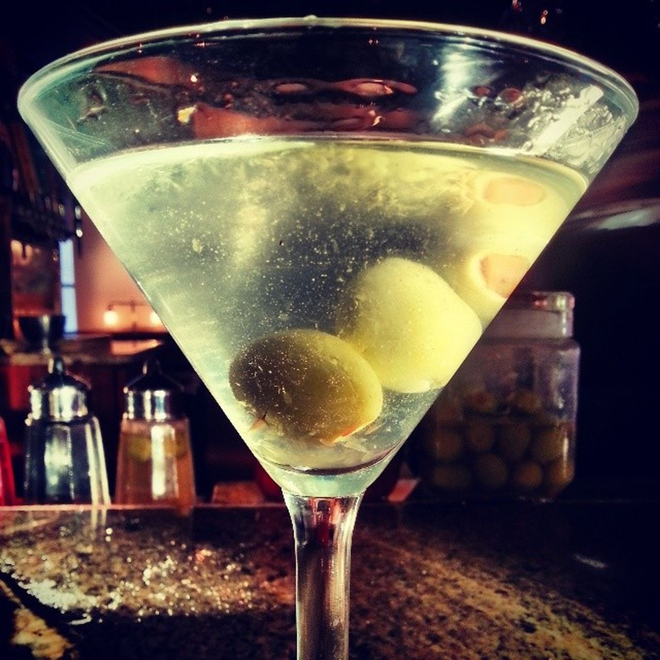 Y'all know what time it is.. It's Martini o'clock!
