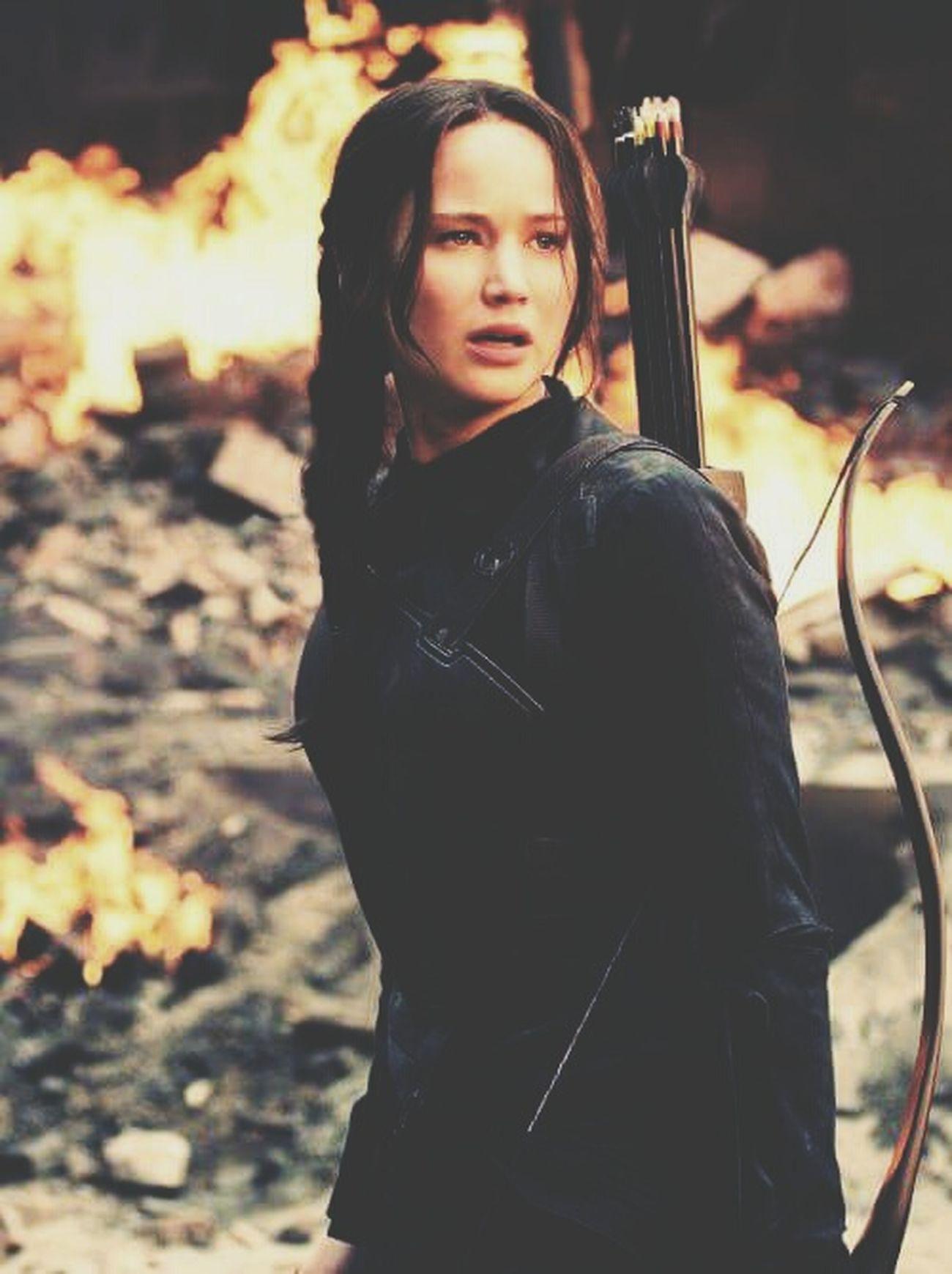 The Hunger Games Monkingjay KatnissEverdeen