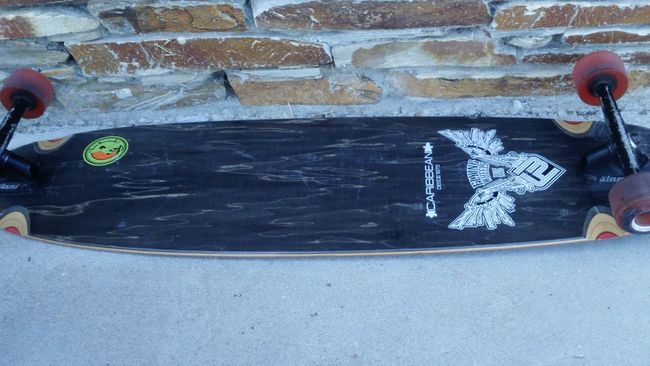 Fliying wheels! Enjoying Life Longboarding Longboard <3