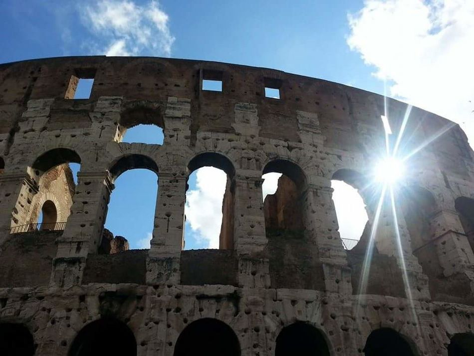 Coliseo Romano First Eyeem Photo EyeEmNewHere