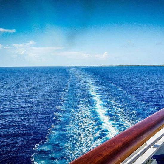 The path of happiness Cruise Carnival Carnivalcruise  Vacation DreamVacation Oneplustech Onepluslife