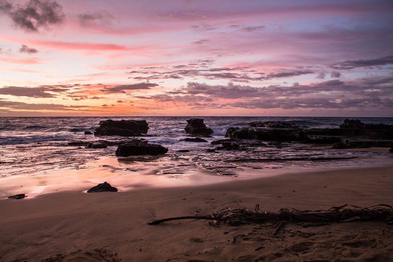 Check This Out EyeEm Best Shots - Sunsets + Sunrise Sandy Beach Hawai'i EyeEm Nature Lover Eye4photography  EyeEm Best Shots EyeEm Best Shots - Landscape